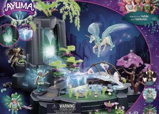 Playmobil - 70800 - Adventures of Ayuma: Magical Energy Source