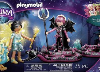 Playmobil - 70803 - Adventures of Ayuma: Avelina & Noxana