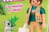 Playmobil - 30794224 - Vet with koala