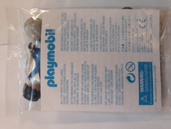 Playmobil 30803590 - Construct (Worker) - Box