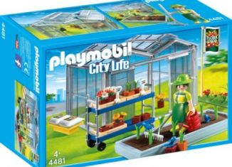 Playmobil - 4481v2 - Green House