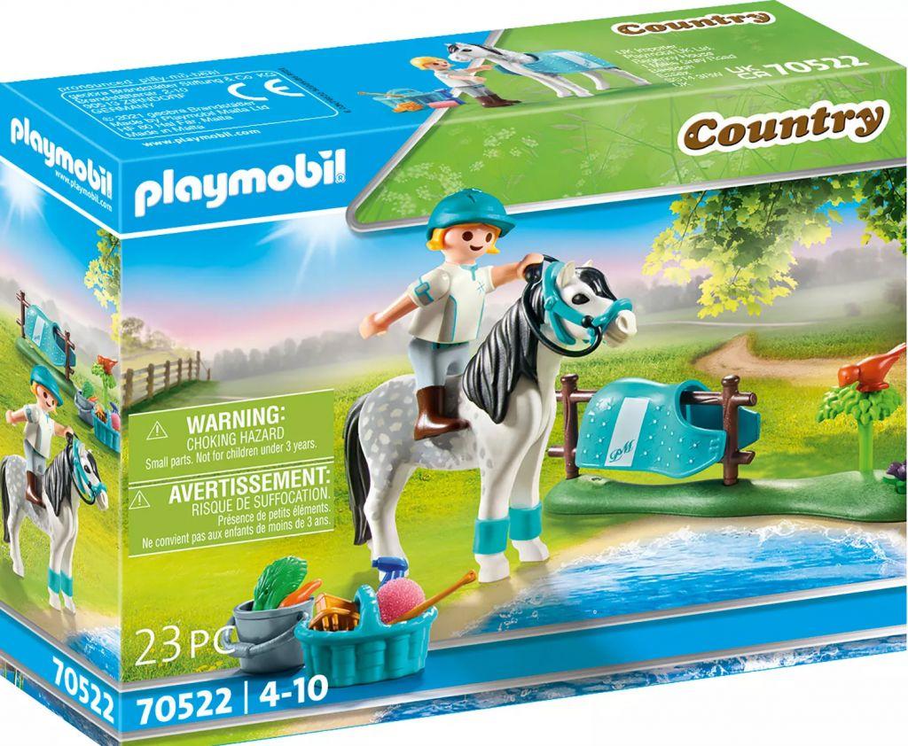 Playmobil 70522 - Collector Pony - Classic - Box