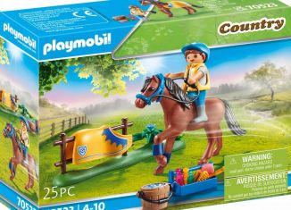 Playmobil - 70523 - Collector Pony - Welsh