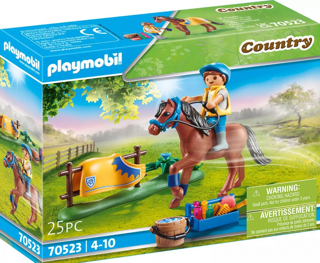 Playmobil 70523 - Collector Pony - Welsh - Box