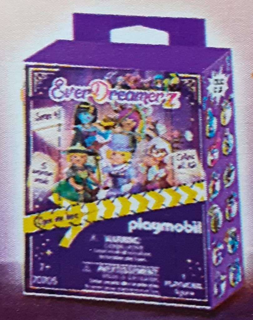 Playmobil 70705-08 - Surprise Box - Magic World - Box