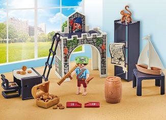 Playmobil - 9868 - Pirate room