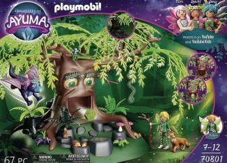 Playmobil - 70801 - Adventures of Ayuma: Tree of Wisdom