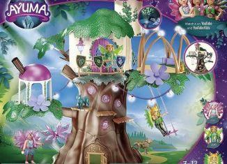Playmobil - 70799 - Adventures of Ayuma: Common tree