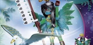 Playmobil - 70802 - Knight Fairy with soul animal