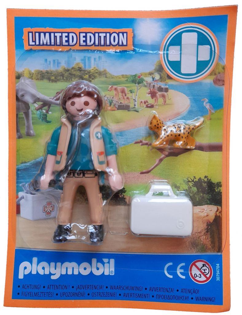 Playmobil N/A-ita - Playmobil Magazine Italy 3-2020 - Back