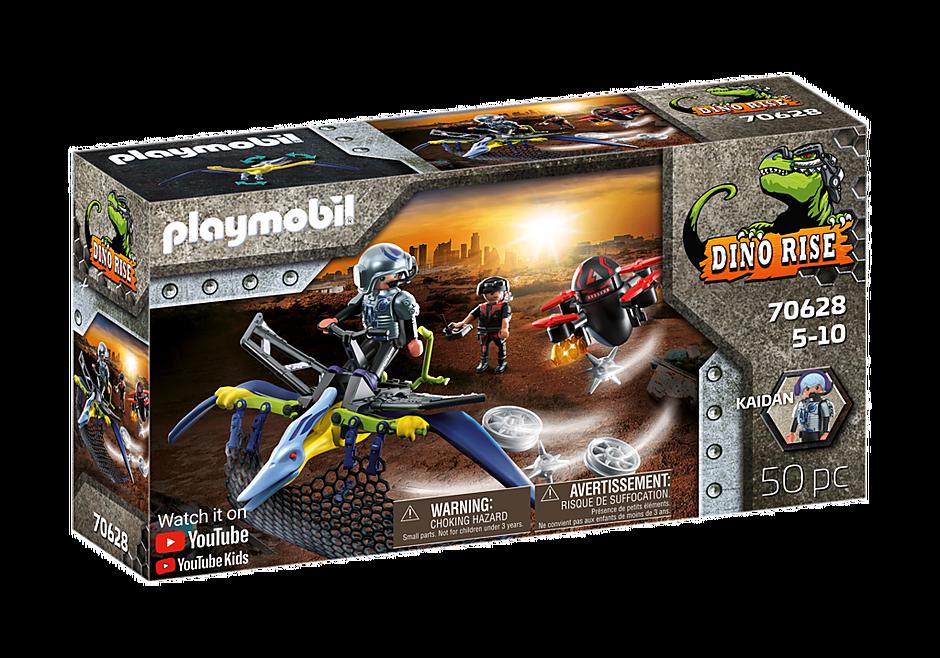 Playmobil 70628 - Dino Rise Pteranodon: Drone Strike - Box