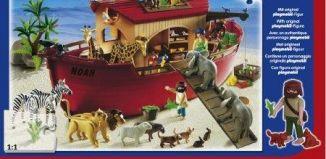 Playmobil - 55396 - Puzzle Noah's Ark
