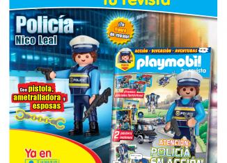 Playmobil - R053-30795544-POLICIA-esp - POLICEMAN