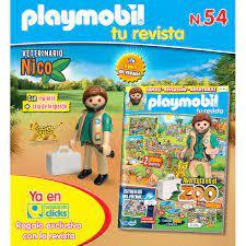 Playmobil - R054 30794704 - NICO