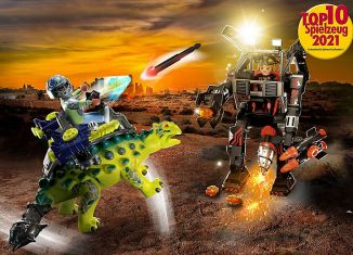 Playmobil - 70626 - Dino Rise Saichania: Invasion of the Robot