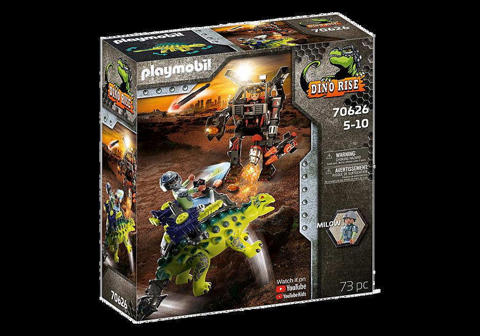 Playmobil 70626 - Dino Rise Saichania: Invasion of the Robot - Box