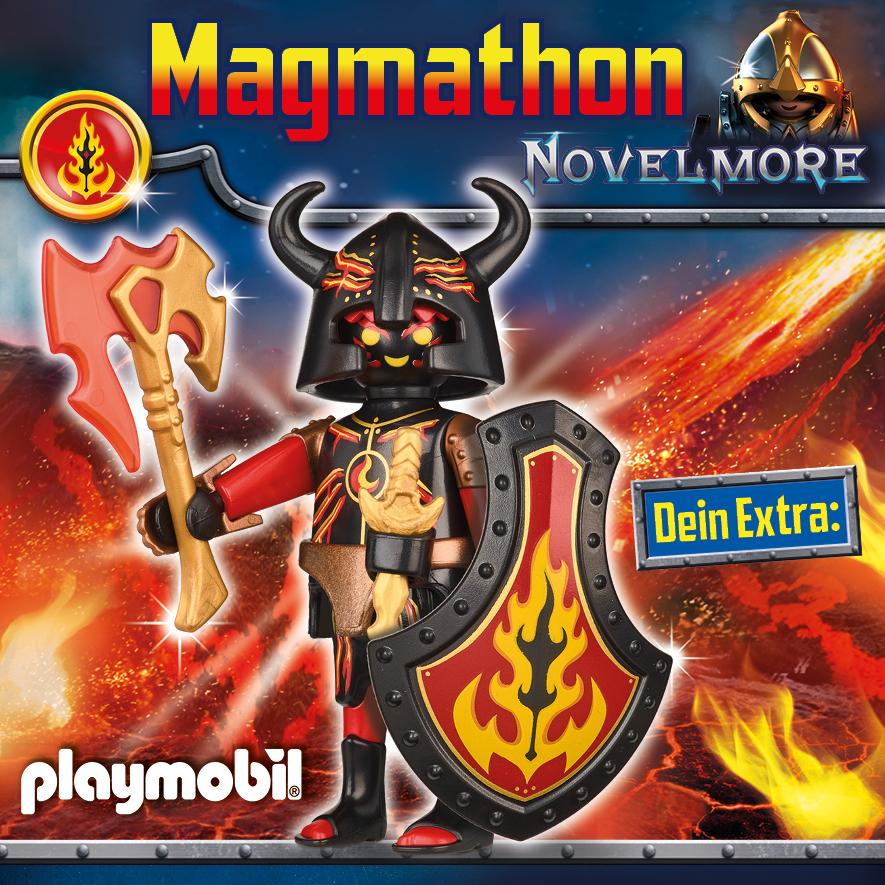 Playmobil 0-ger - Novelmore Magazine 08/2020 - Back