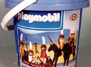 Playmobil - 4102-lyr - Indian Set
