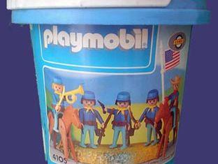 Playmobil - 4105-lyr - Union Soldiers Set
