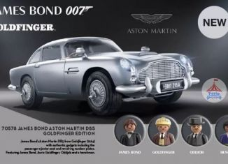 Playmobil - 70578 - James Bond Aston Martin DB5