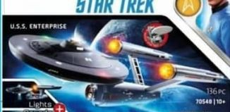 Playmobil - 70548 - Star Trek U.S.S. Enterprise