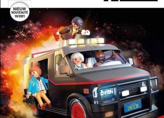 Playmobil - 70750 - The A-Team Van
