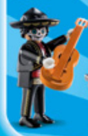 Playmobil - 70148v1 - Mexican
