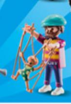 Playmobil - 70148v6 - Puppeteer
