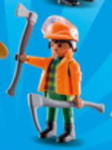 Playmobil - 70148v7 - Construction worker