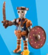 Playmobil - 70148v9 - Skeleton Soldier