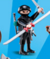 Playmobil - 70148v11 - Ninja
