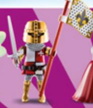 Playmobil - 70149-11 - Knight Woman