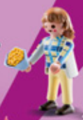 Playmobil - 70149-12 - Woman with a duck