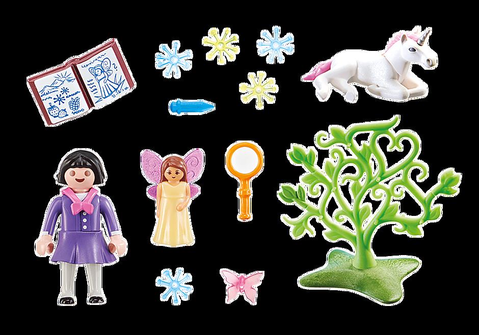 Playmobil 70379 - Fairy seeker - Back