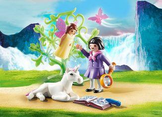 Playmobil - 70379 - Fairy seeker