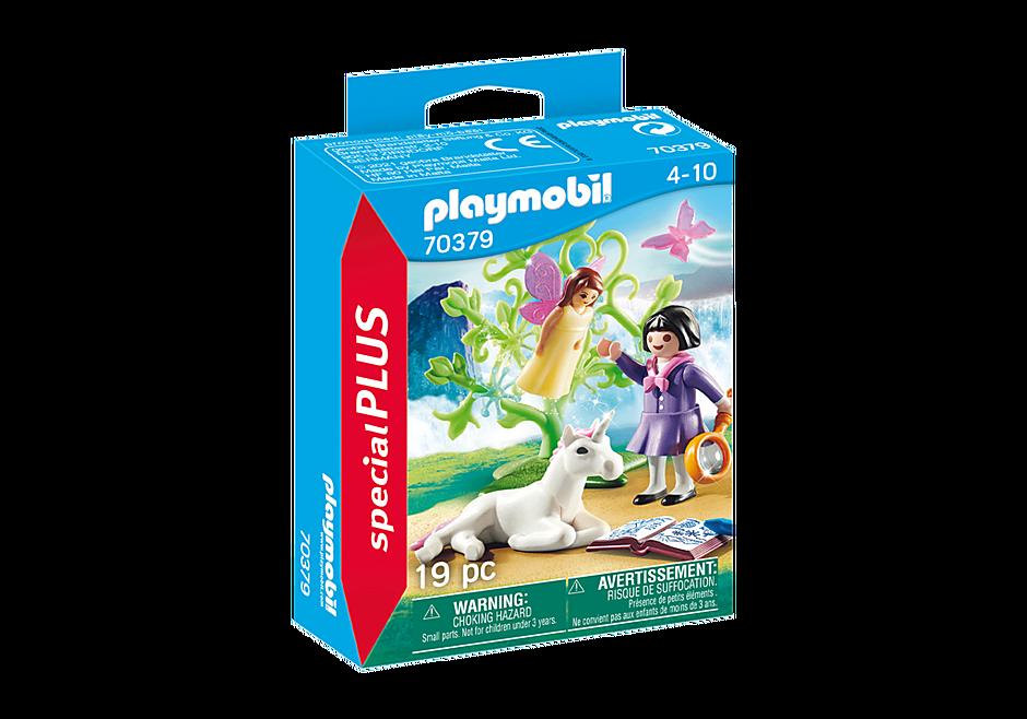 Playmobil 70379 - Fairy seeker - Box