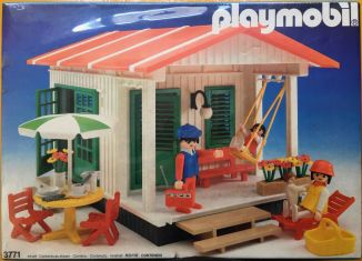 Playmobil - 3771-ant - Vacation Cottage