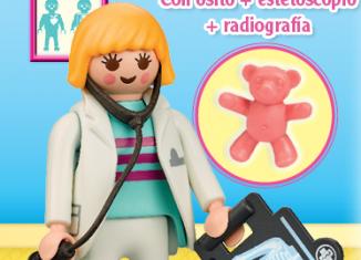 Playmobil - 30794724 - Pediatrian