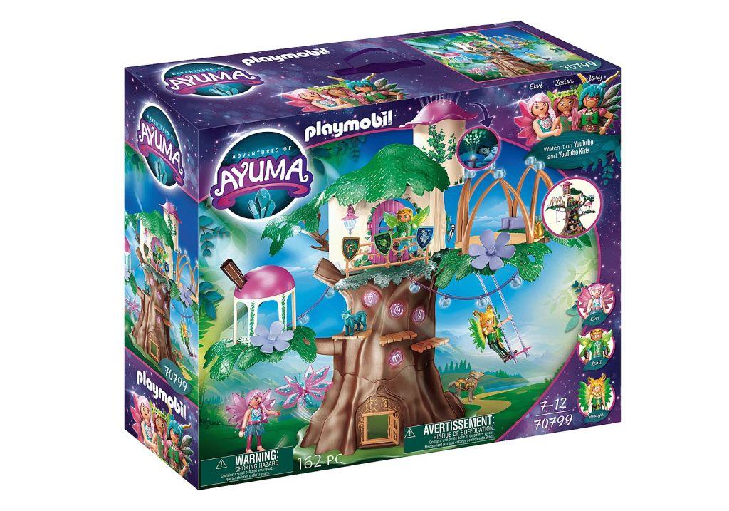 Playmobil 70799 - Adventures of Ayuma: Common tree - Box