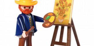 Playmobil - 70686 - Sunflowers by Vincent Van Gogh
