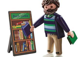 Playmobil - 70884 - Thalia Librarian
