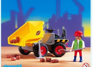 Playmobil - 3002 - Dumper