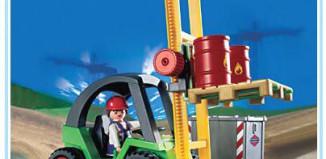 Playmobil - 3003 - Forklift