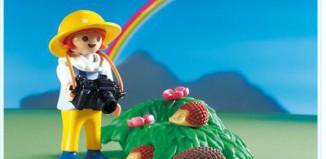 Playmobil - 3008 - Hedgehog Family