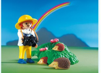 Playmobil - 3008 - Hedgehog Family