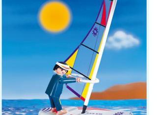 Playmobil - 3010 - Windsurfer