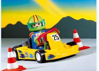 Playmobil - 3013 - Yellow Go-Cart