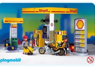 Playmobil - 3014 - Gas Station