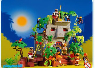 Playmobil - 3015 - Jungle Ruins
