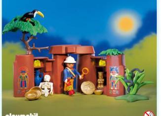 Playmobil - 3017 - Treasure Cave
